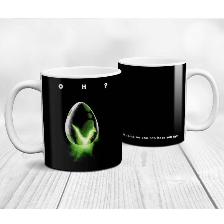 Pokealien Egg Mug