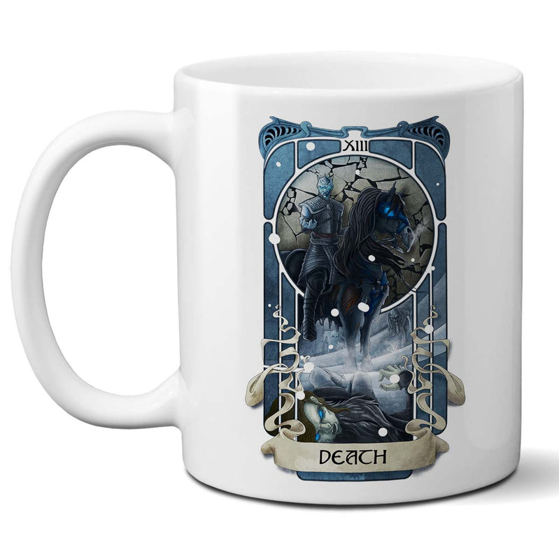 The Death Tarot Mug