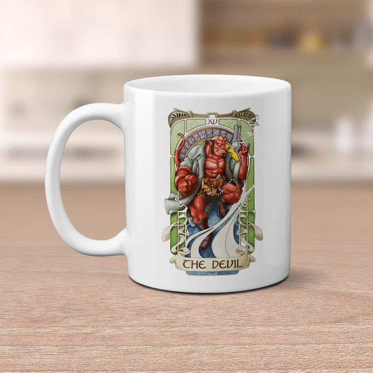 The Devil Tarot Mug