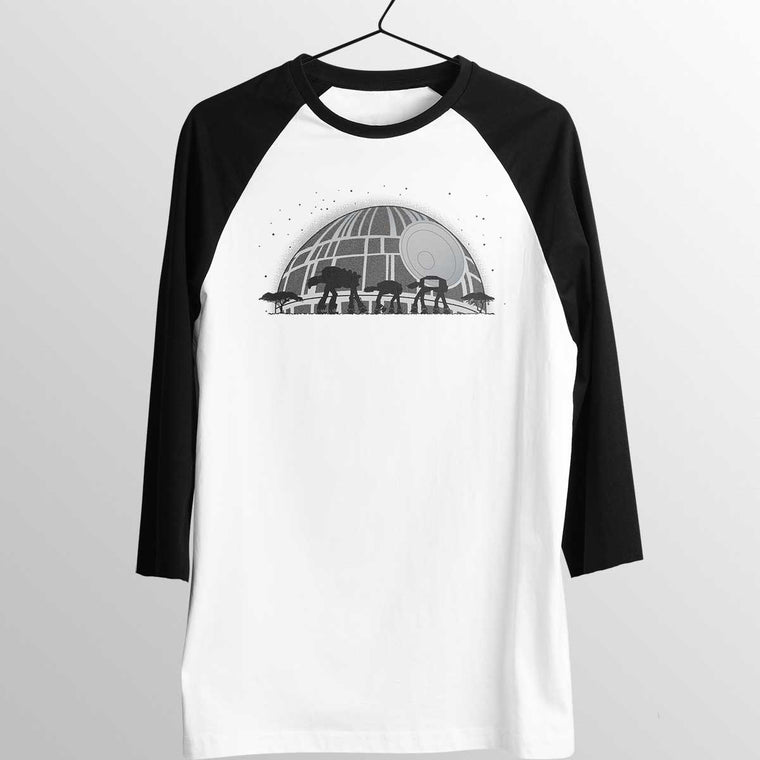 Star Wars AT-RICA Unisex Baseball Tee