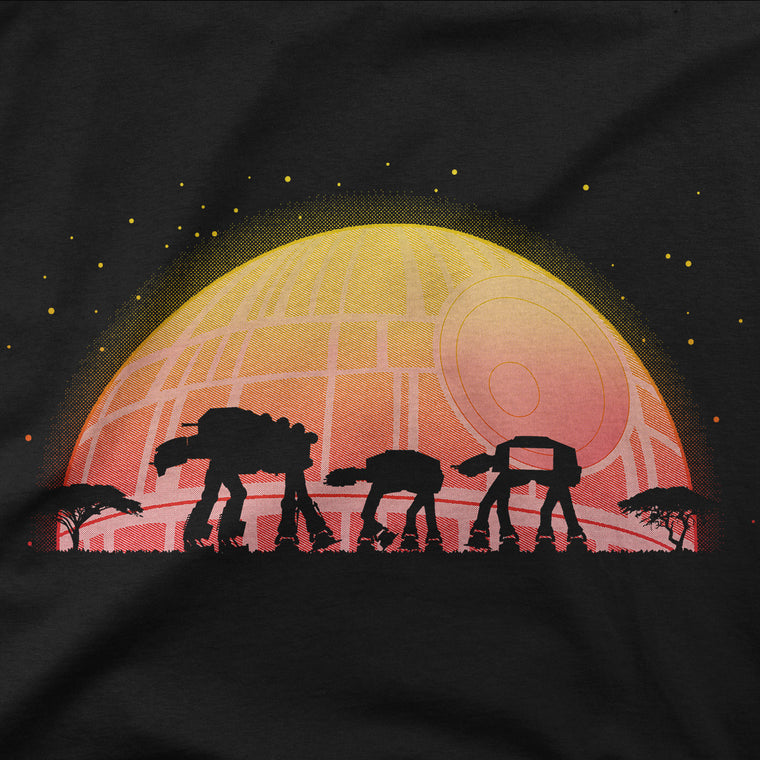 Star Wars AT-RICA Men's Classic Tee
