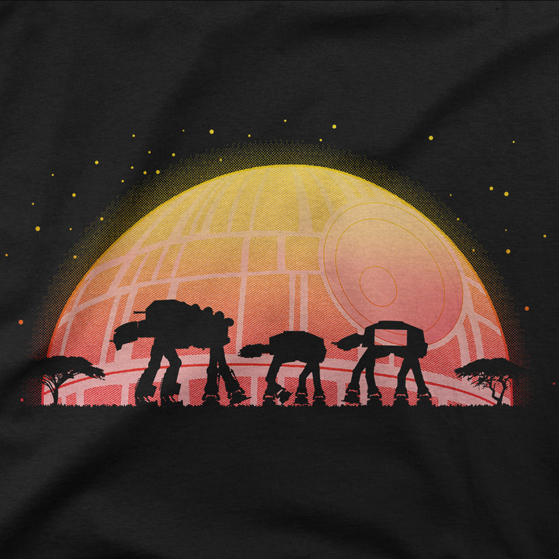 star wars hoodie AT-AT