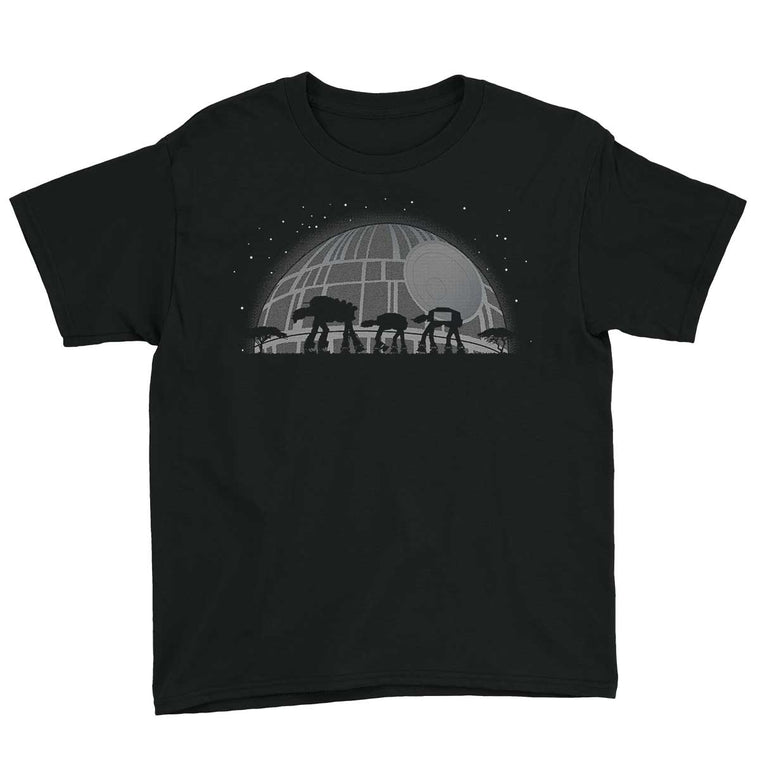 Star Wars AT-RICA Kids Classic Tee