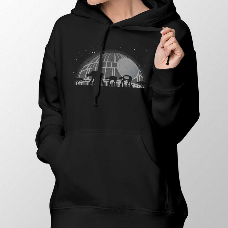Star Wars Hoodies AT-AT Hoodie black