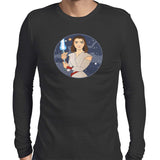 Game of Thrones vs Star Wars Arya T-Shirt