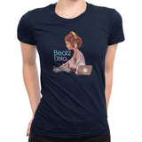 Beatz By Leia Women's Classic Fitted Tee