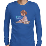 Beatz by Leia Men's Long Sleeve Tee