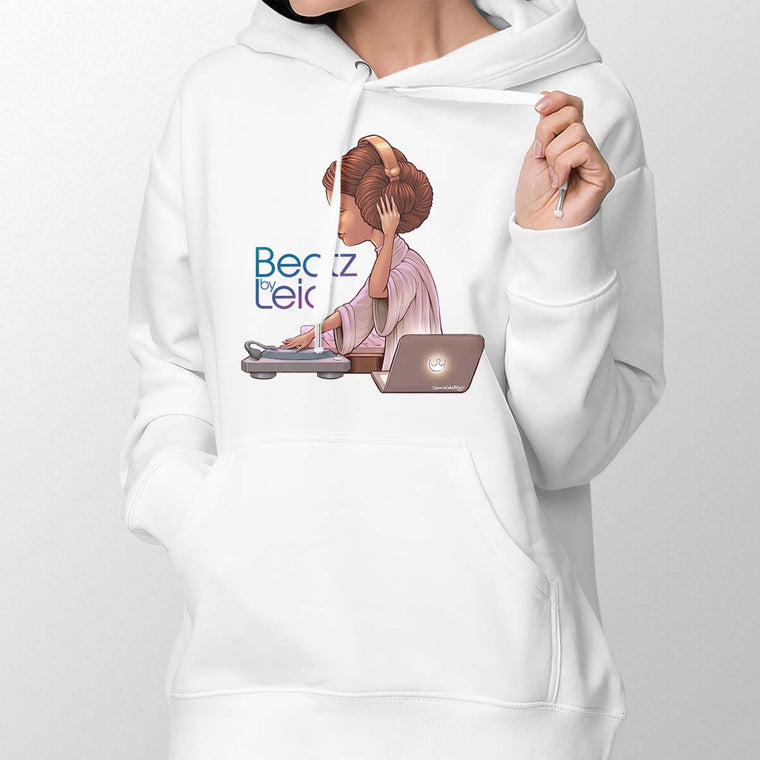 Star Wars Beatz by Leia Women's Pullover Hoodie