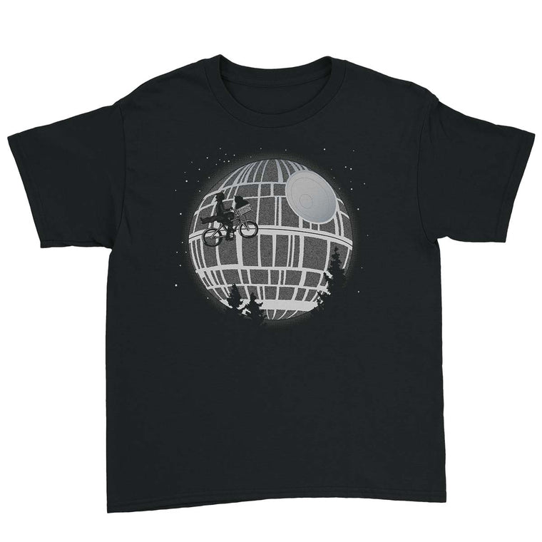 Fly Me To The Death Star Kids Classic Tee