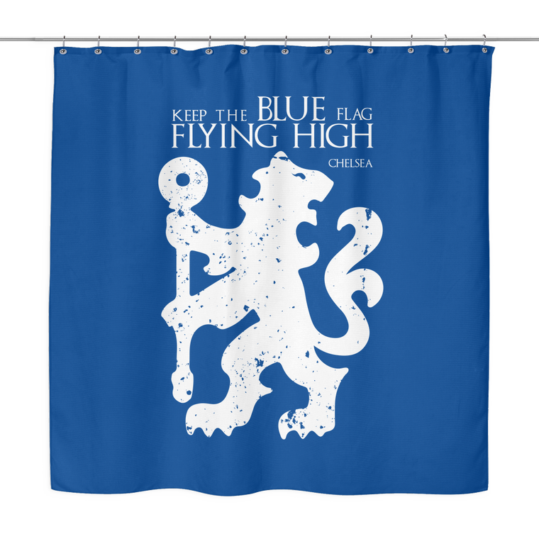 game of thrones house chelsea shower curtain