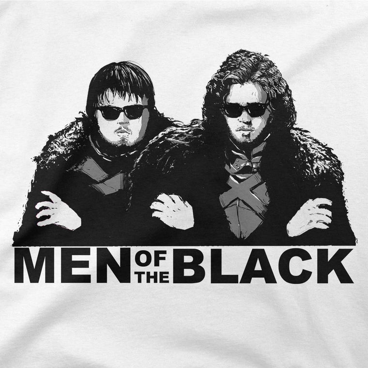 Men of the Black Women's Pullover Hoodie