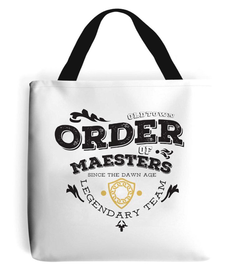 Order of Maesters Tote Bag