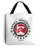 star wars royal imperial academy tote bag white
