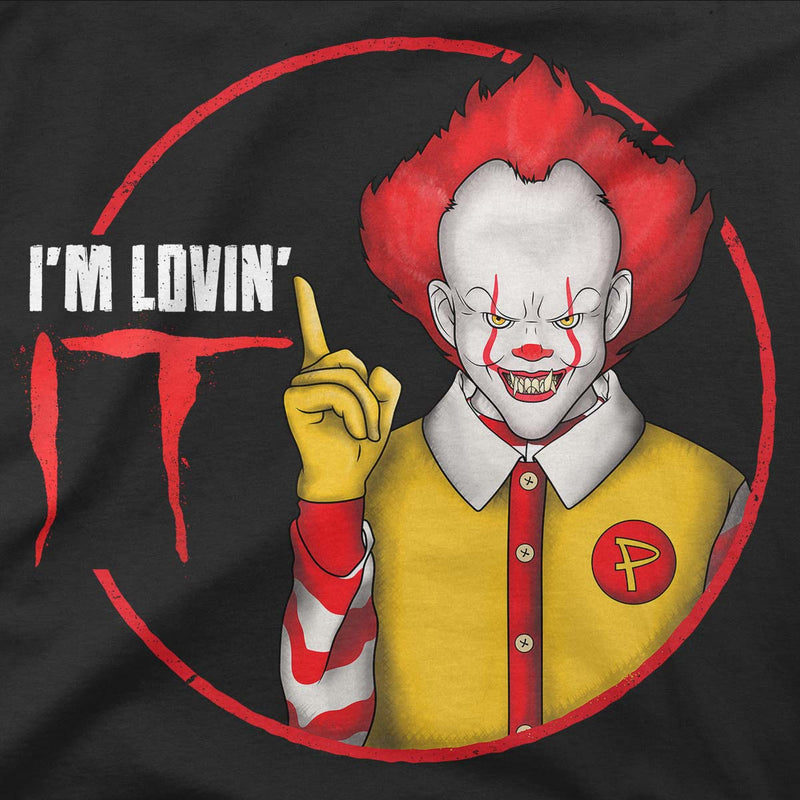 pennywise t-shirt mens