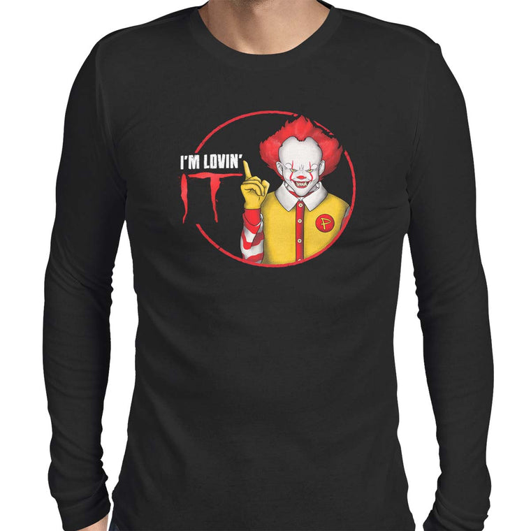 Pennywise I'm Lovin' IT Men's Long Sleeve Tee