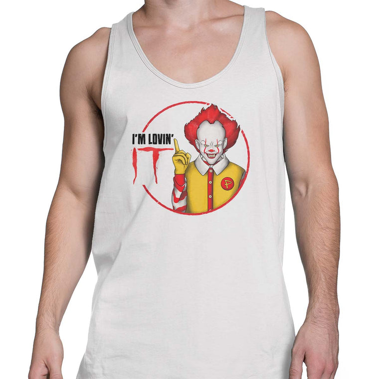 Pennywise I'm Lovin' IT Men's Tank Top