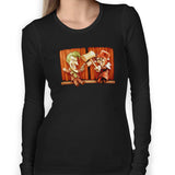 Puddin & Harls Women's Long Sleeve Tee