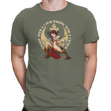 star wars rebel with a cause tshirt army