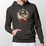 star wars rebel with a cause hoodie dark grey
