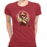 star wars rebel with a cause tee red