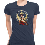 star wars rebel with a cause tee navy
