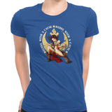 star wars rebel with a cause tee blue