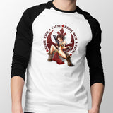 star wars rebel with a cause baseball tee mens