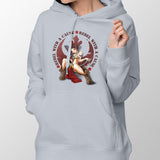 star wars rebel with a cause hoodie grey