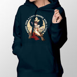 star wars rebel with a cause hoodie navy