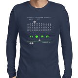 star wars rebel invaders long sleeve navy