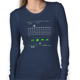 star wars rebel invaders long sleeve tee navy