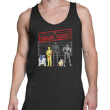 battlestar galactica star wars mens tank top
