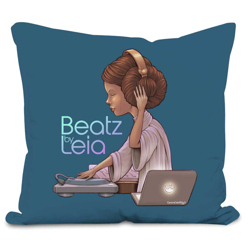 Beatz by Leia Throw Cushion