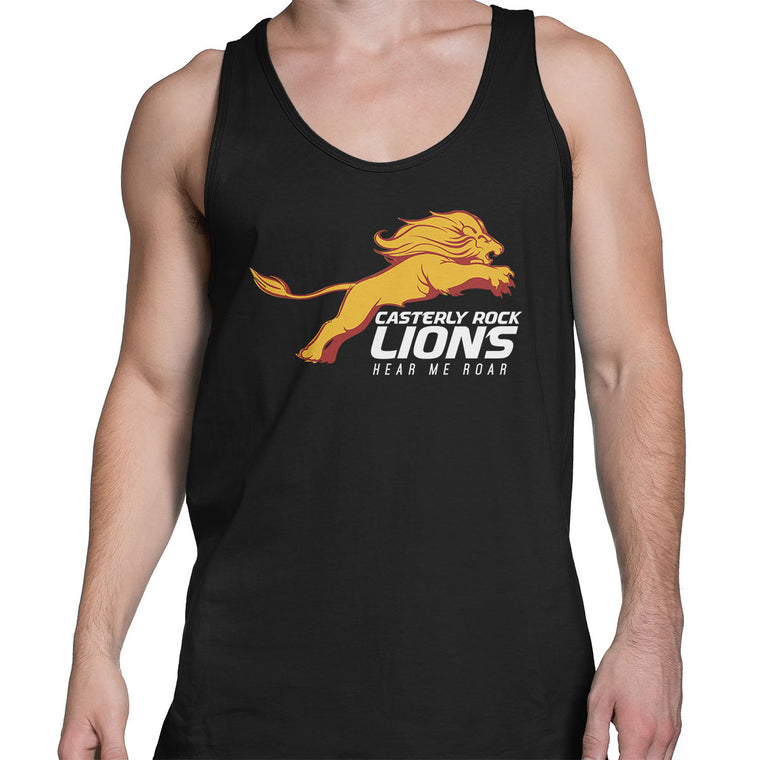 Game of Thrones: Casterly Rock Lions Men's Tank Top