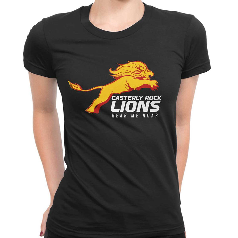 Game of Thrones: Casterly Rock Lions Women's Classic Tee