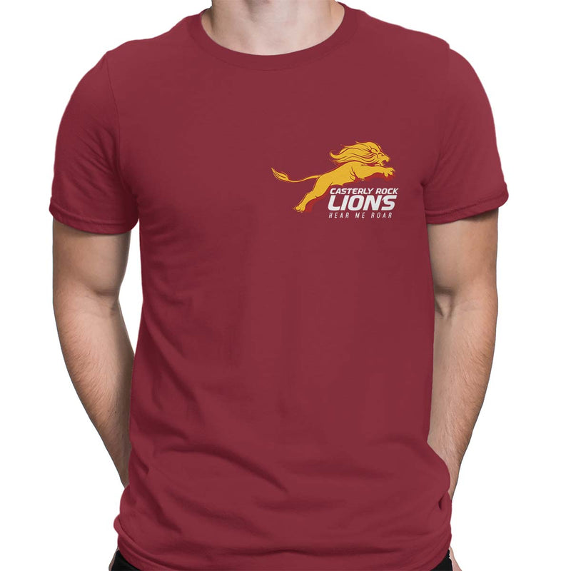 game of thrones casterly rock lions tshirt