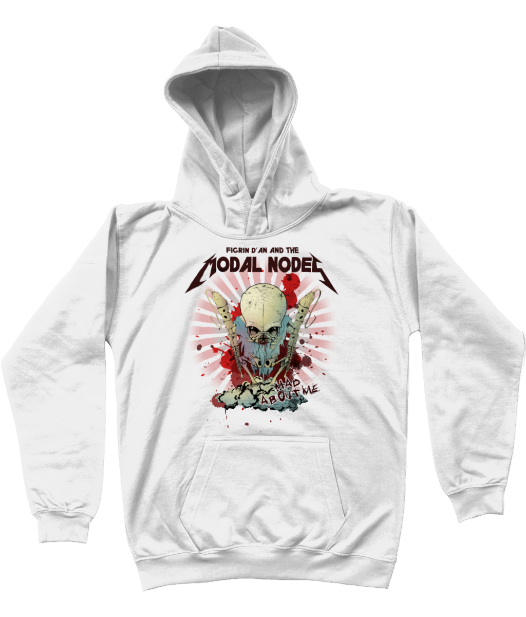 Modal Nodes Kids Pullover Hoodie