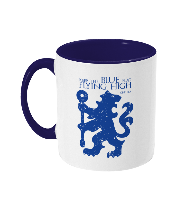 House Chelsea Two Toned Mug