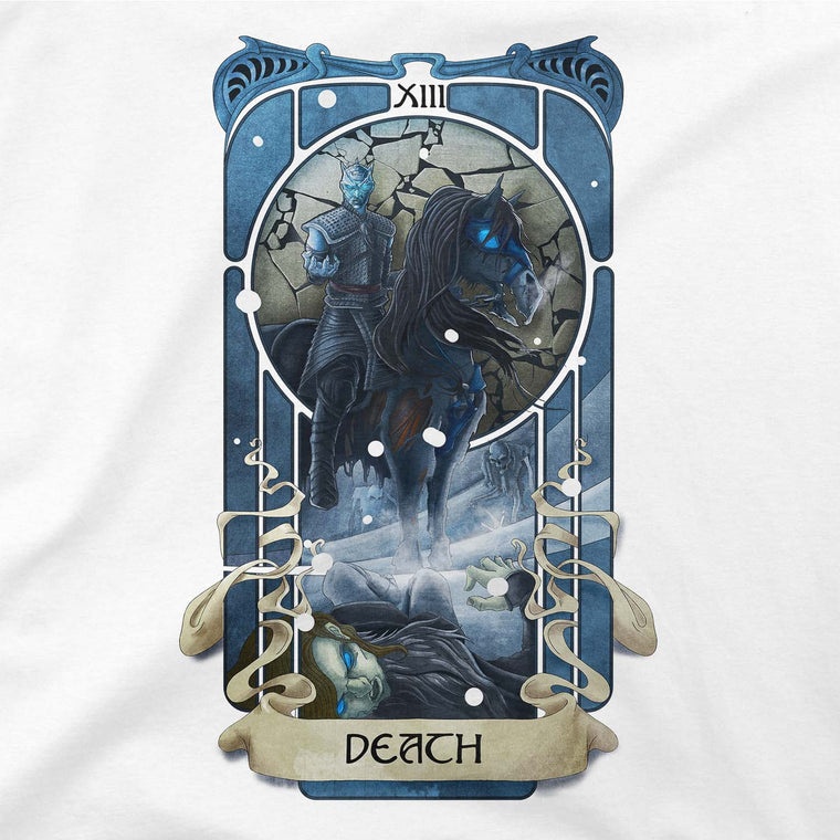 The Death Tarot Men's Long Sleeve Tee