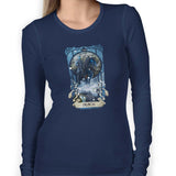 The Death Tarot Women's Long Sleeve Tee