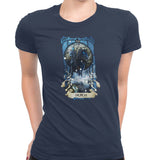 The Death Tarot Women's Classic Fitted Tee