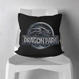 Dragon Park Cushion