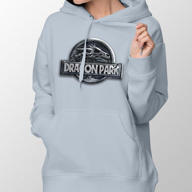 Dragon Park Women's Pullover Hoodie