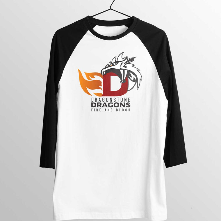 Game of Thrones: Dragonstone Dragons Unisex Baseball Tee