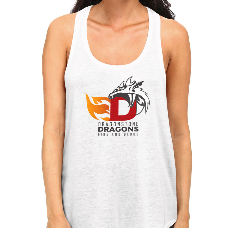 Game of Thrones: Dragonstone Dragons Women's Racerback Tank