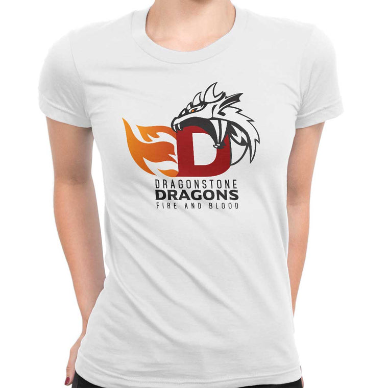 Game of Thrones: Dragonstone Dragons Women's Classic Tee