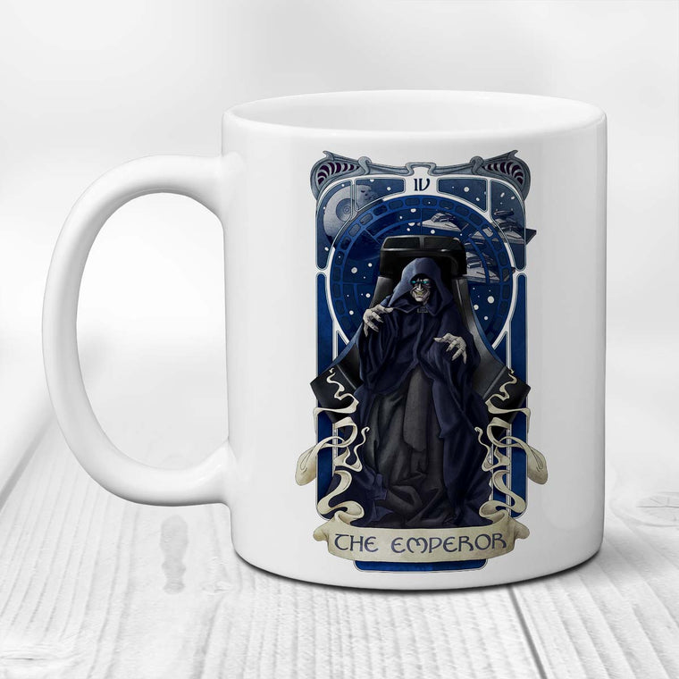 The Emperor Tarot Mug