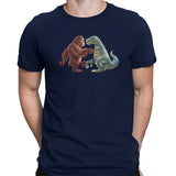 Foot Fist Bump Men's Classic Tee