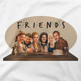 game of thrones friends t shirt