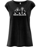 Men of the Black Women's Capped Sleeve Tee